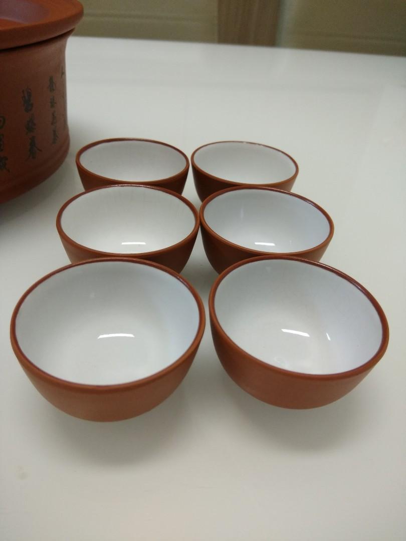 紫砂茶具套裝