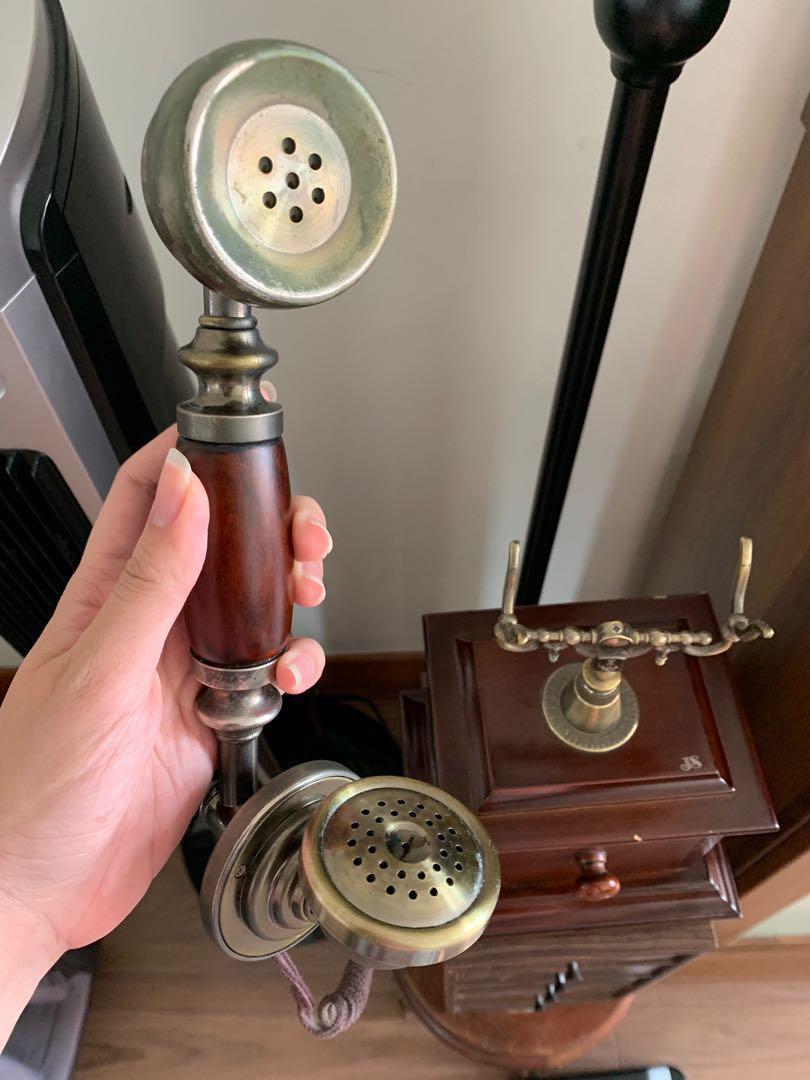 復古 懷舊 電話
