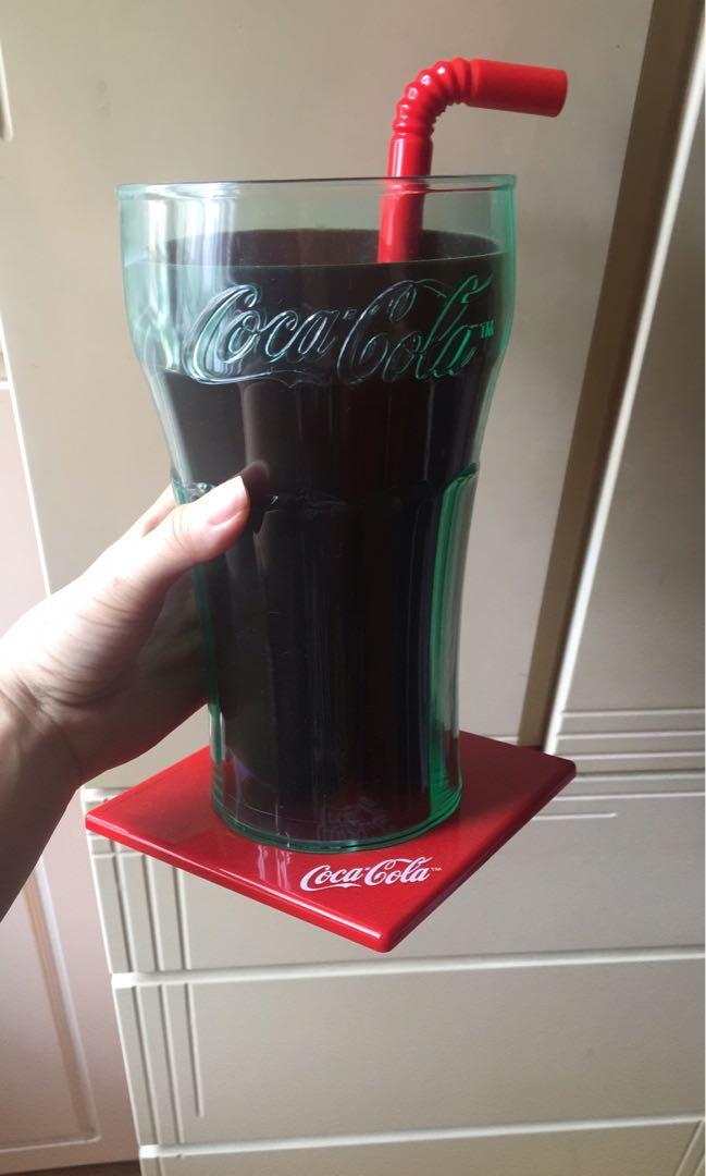 可口可樂 收藏品 限量版 水樽 筒