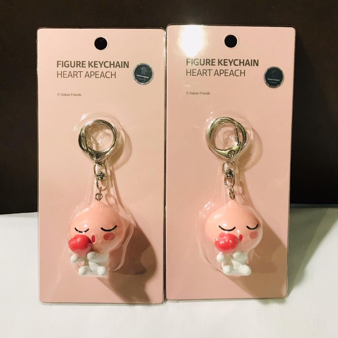 #韓國代購 #現貨 KR🇰🇷 KAKAO FRIENDS 鎖匙扣 Keychain🍑Apeach