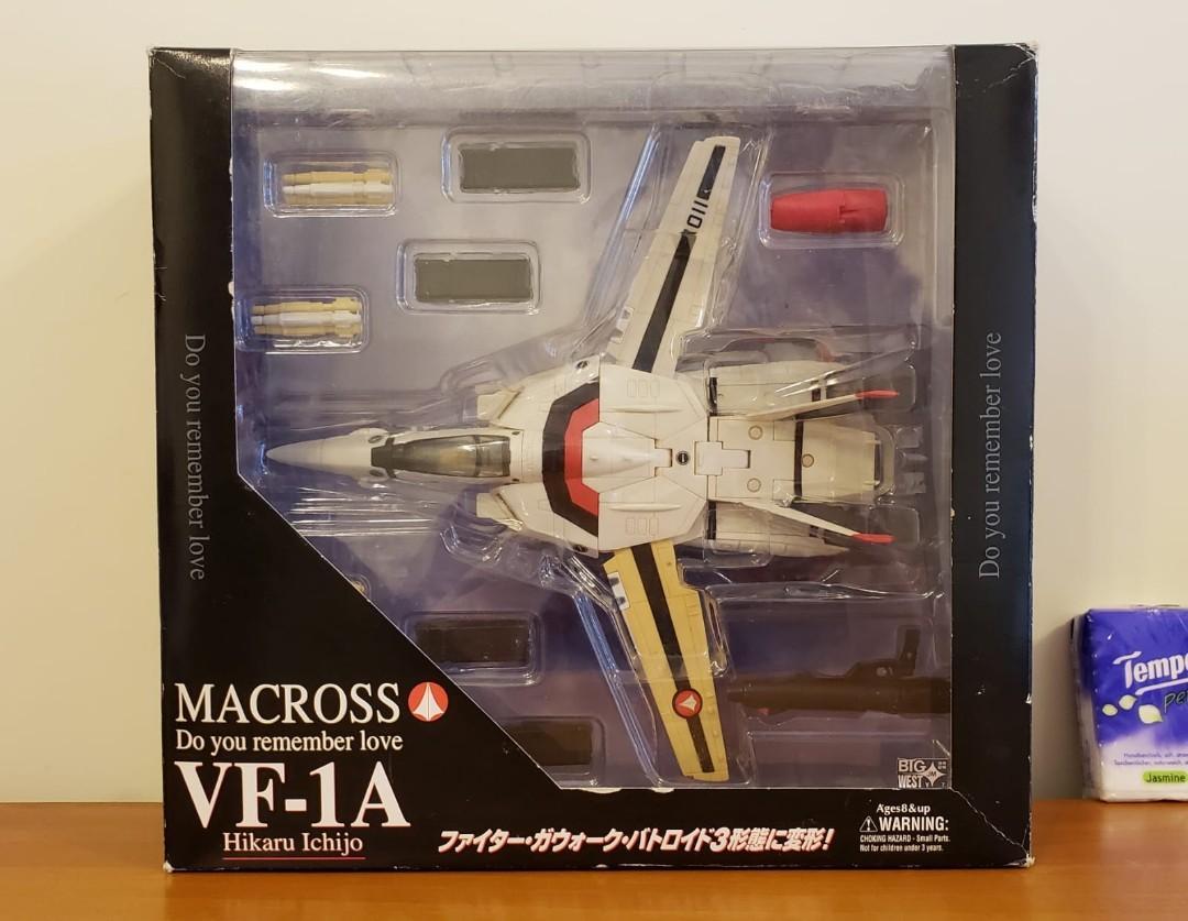 超時空要塞 Macross VF-1A 劇場版 一条輝機 完全三段變型