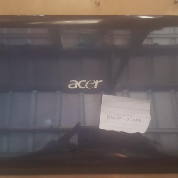 Acer Aspire 4740 ram 6gb normal bagus terjangkau
