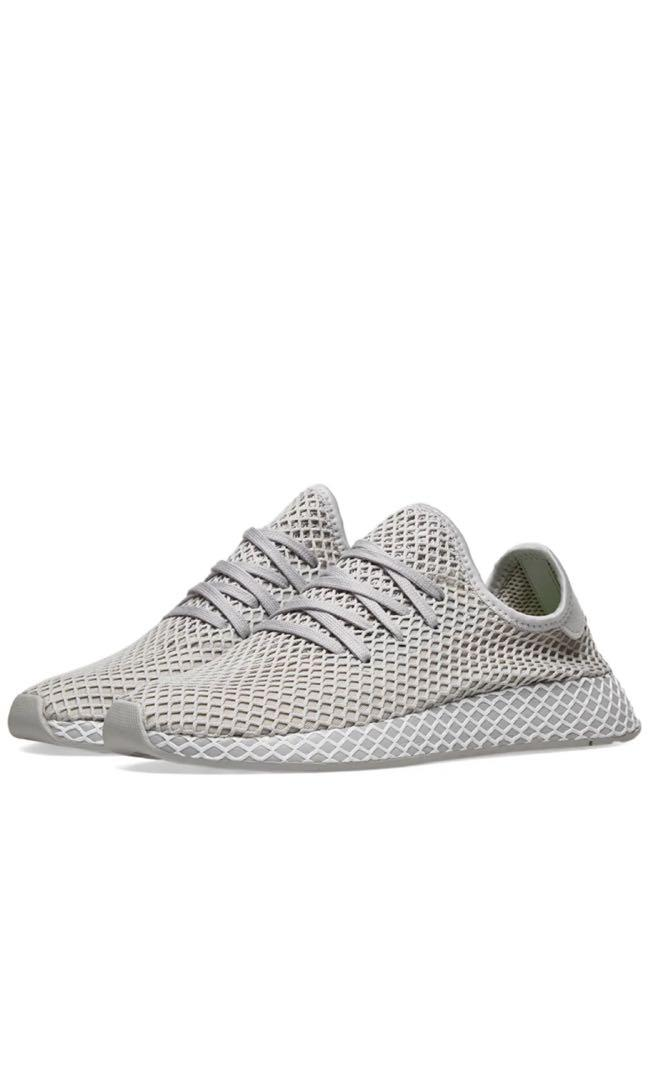 Adidas Deerupt Grey (All size available)