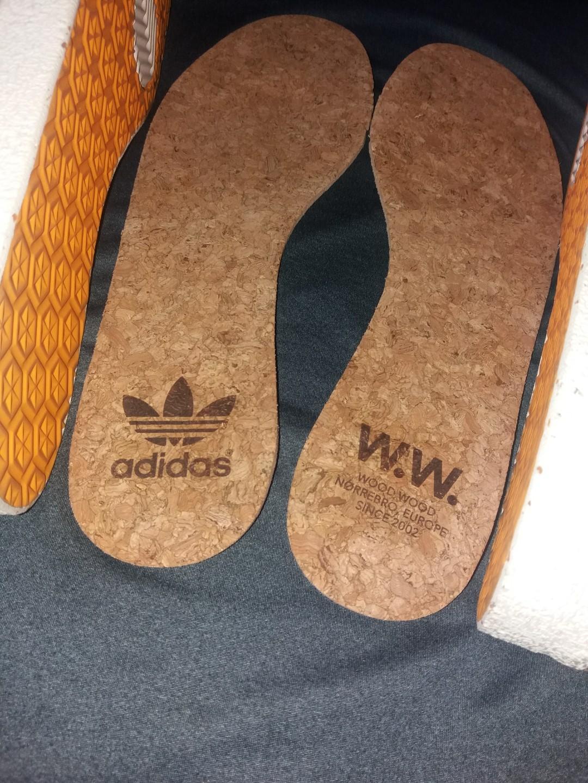 "Adidas Gazelle ""Wood-Wood"" Consortium Pack US9/42,5/27cm. Original!"
