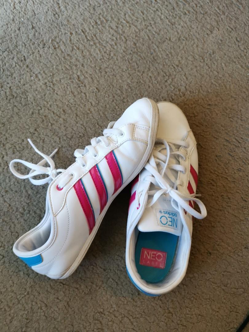 Adidas shoes size UK 5.5