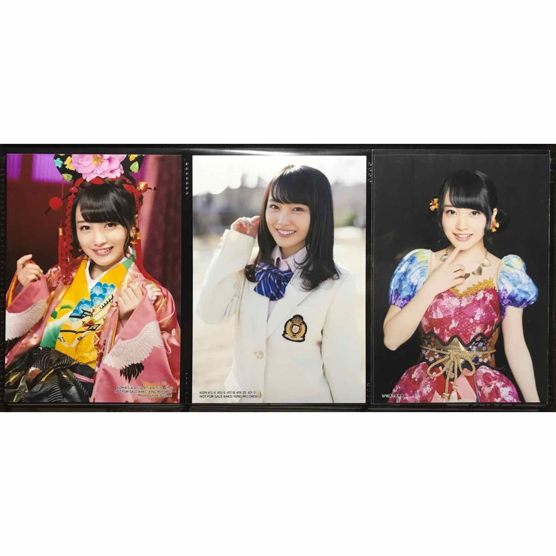 AKB48 向井地美音 君はメロディー 通常盤封入 會場限定 生寫真
