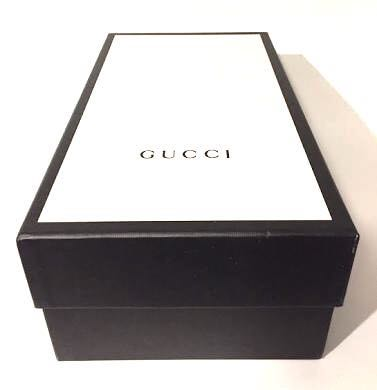 Authentic Gucci Boxes