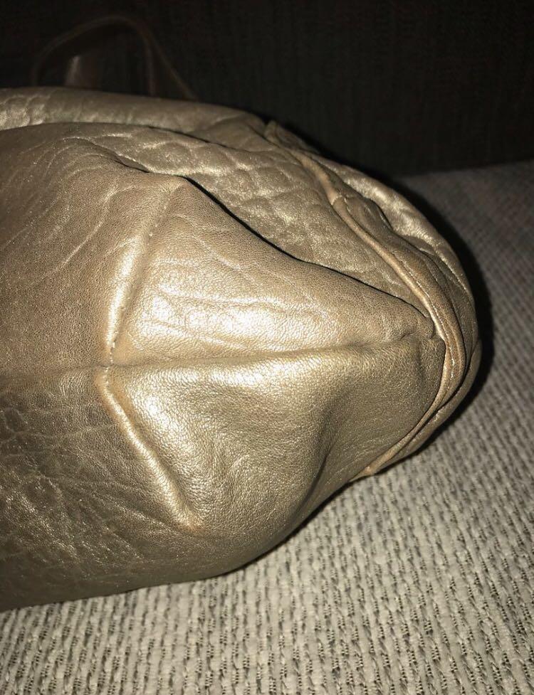 Authentic Max Marra tote bag