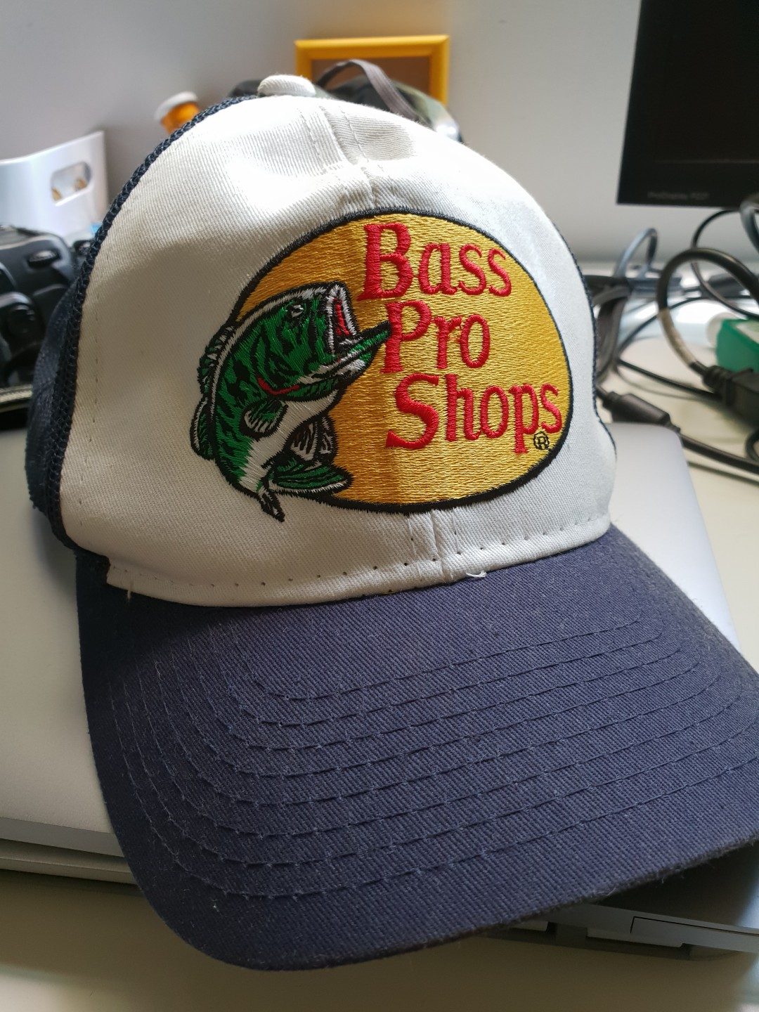 Bass Pro Shops Fishing Cap New!!