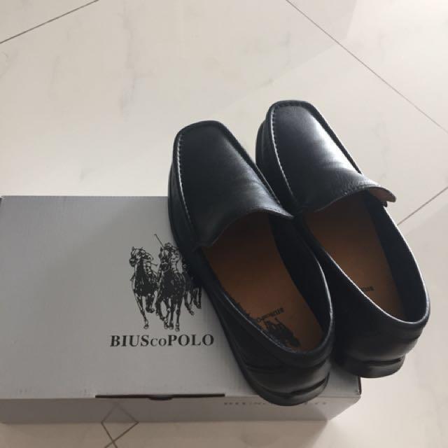 BIUScoPOLO leather shoes