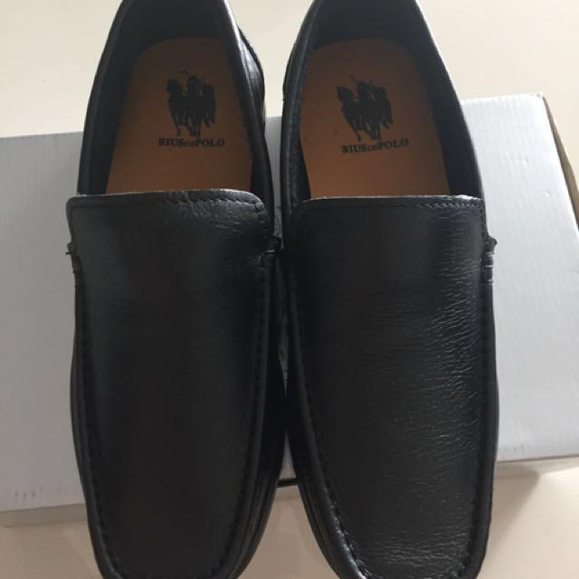 BIUScoPOLO leather shoes