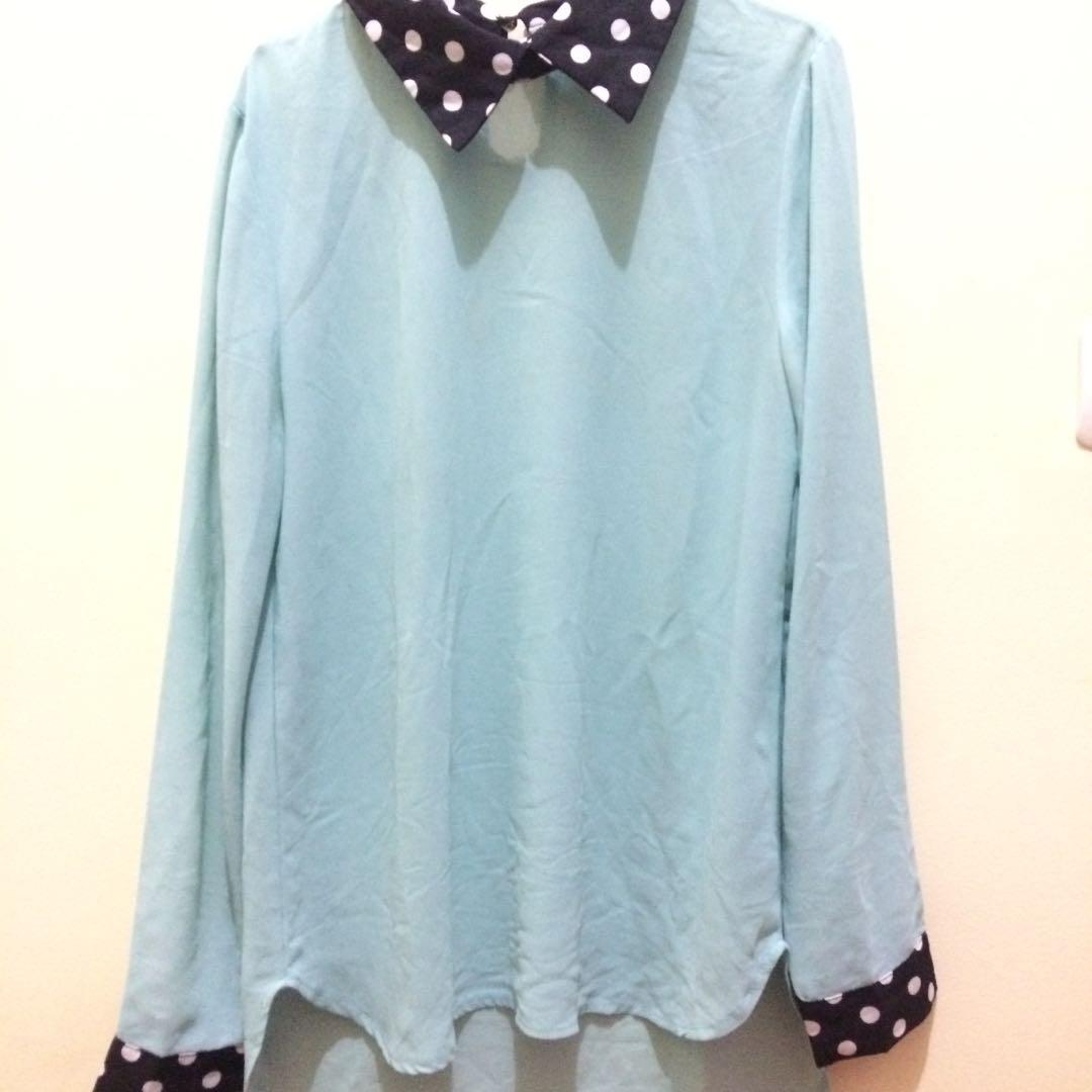 Blouse Tosca by yellowline