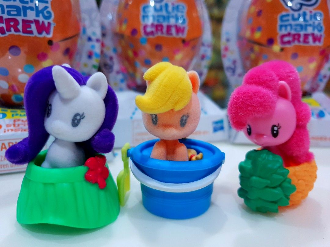 NEW SEALED PACKS MY LITTLE PONY CUTIE MARK CREW SERIES 1 24 TO COLLECT