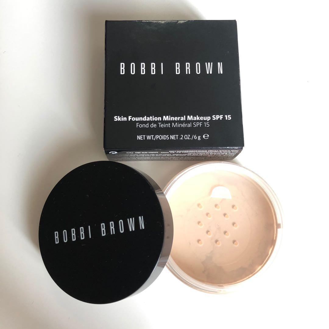 Bobbi Brown Skin Foundation Mineral Makeup SPF15