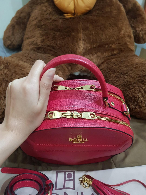 BONIA/hand bag/tas wanita