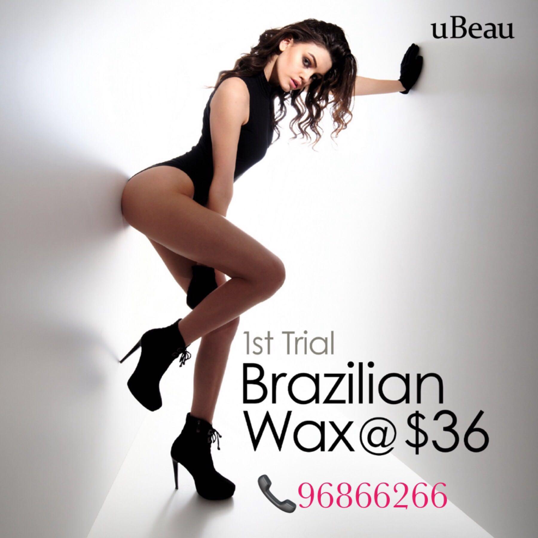 Brazilian wax @ Bugis