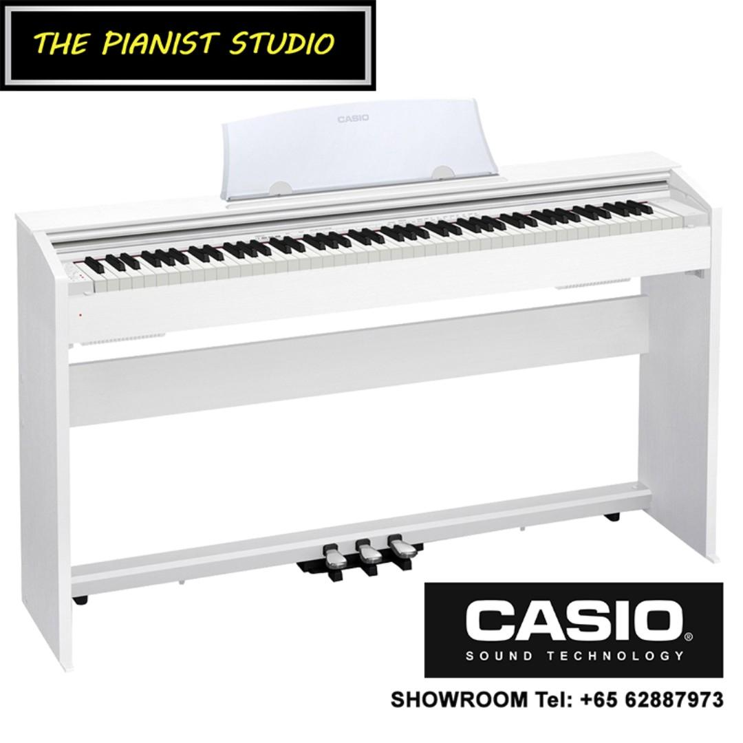 Casio Music Sale @ Heartland Mall Kovan | Casio PX-770 Digital Piano at The Pianist Studio