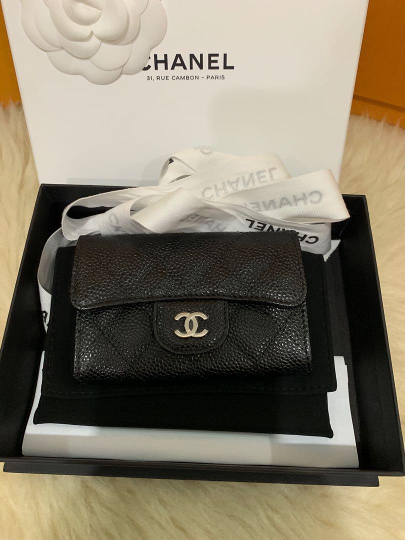 Chanel Wallet Authentic