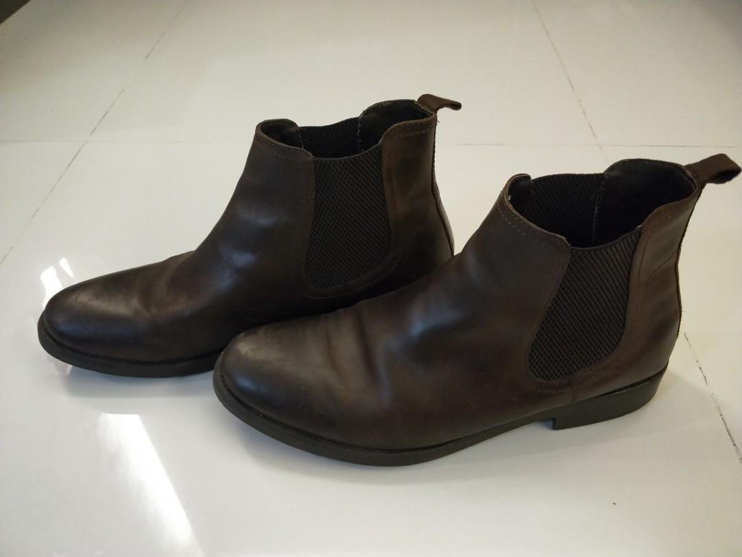 Slip in boots for sales.