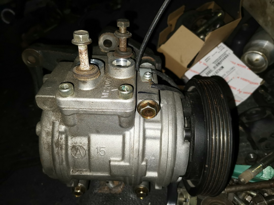 Compressor denso mod masuk patco 4g9x