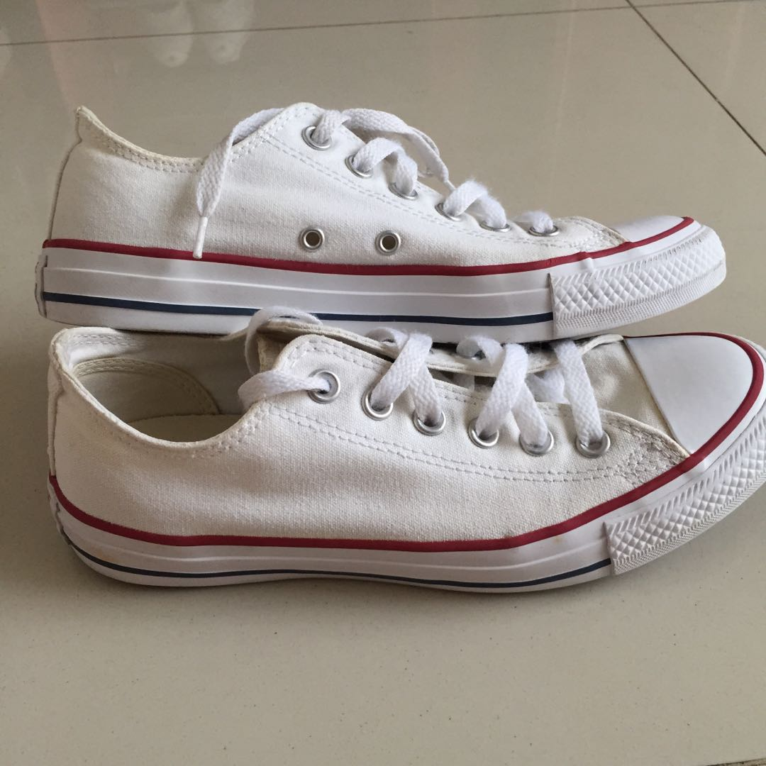Converse Shoes white