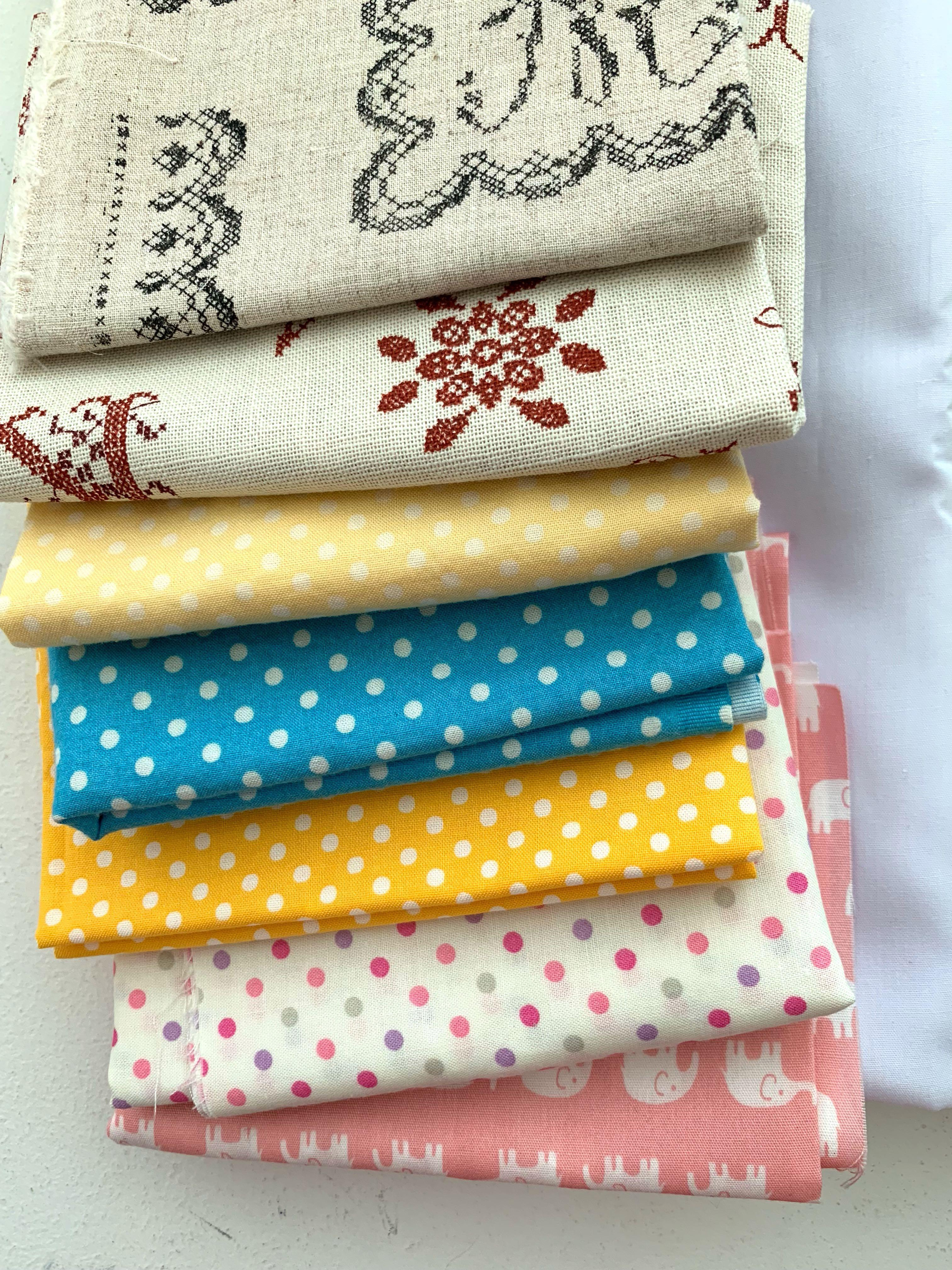 Cotton Fabric (All sets)