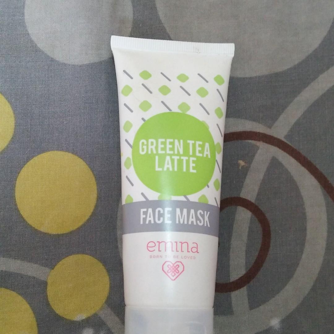 Emina green tea mask
