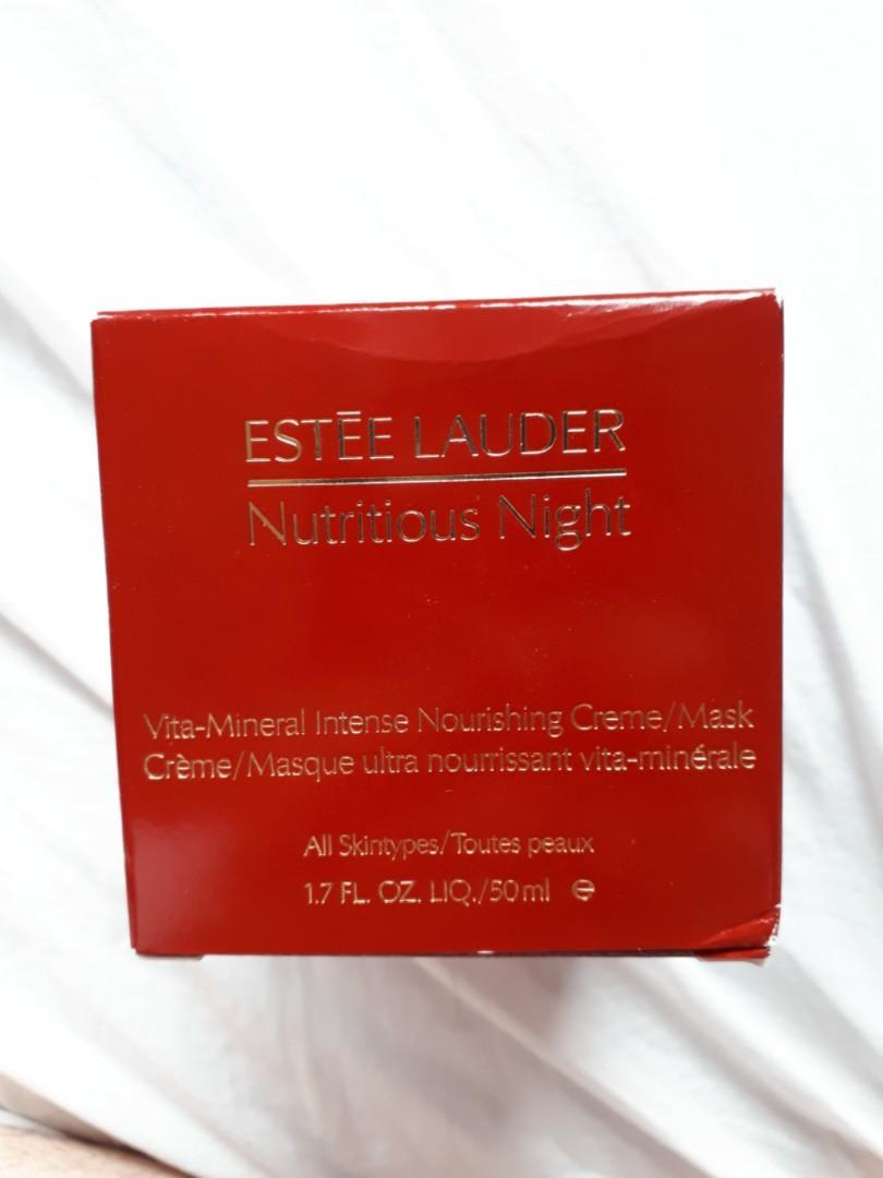 Estee Lauder Nutritious Vita Mineral Intense Nourishing Creme/Mask