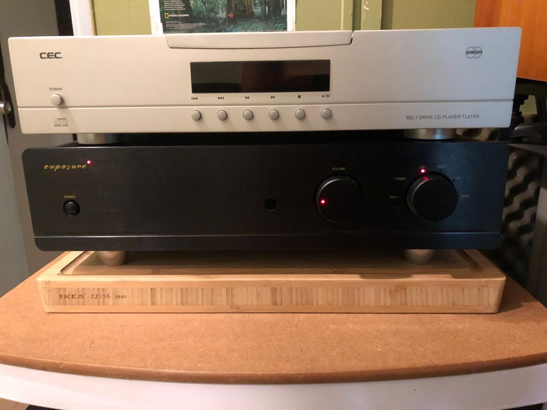 Exposure 3010S2D integrated amp Exposure_3010s2d_integrated_amplifier_1556667661_1a7d9ab0