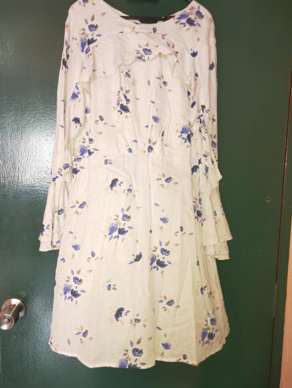 Floral Dress by Zalora