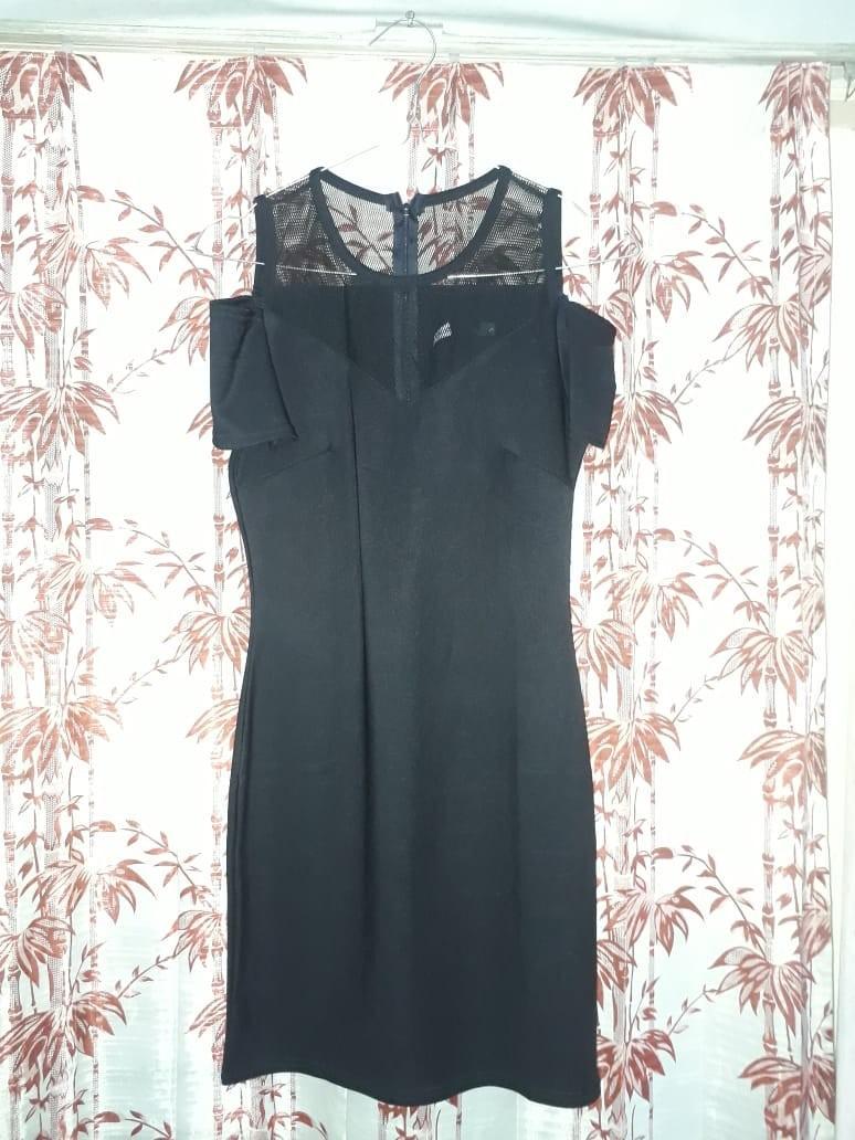 Francois Gisfeld Dress in Black Casual by Berrbenka