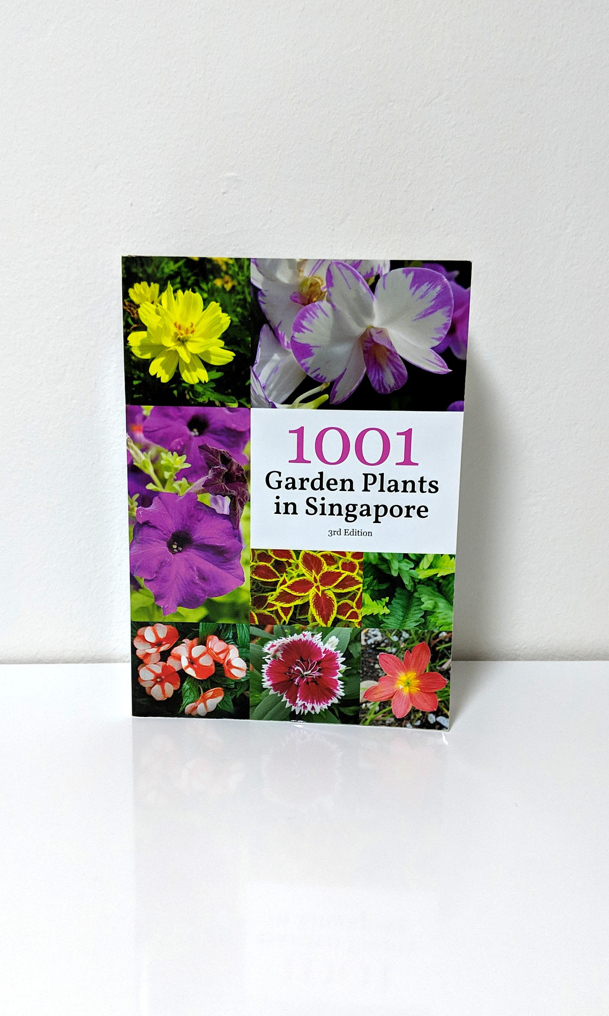 [NEW] Garden Plants In Singapore (3rd edition)