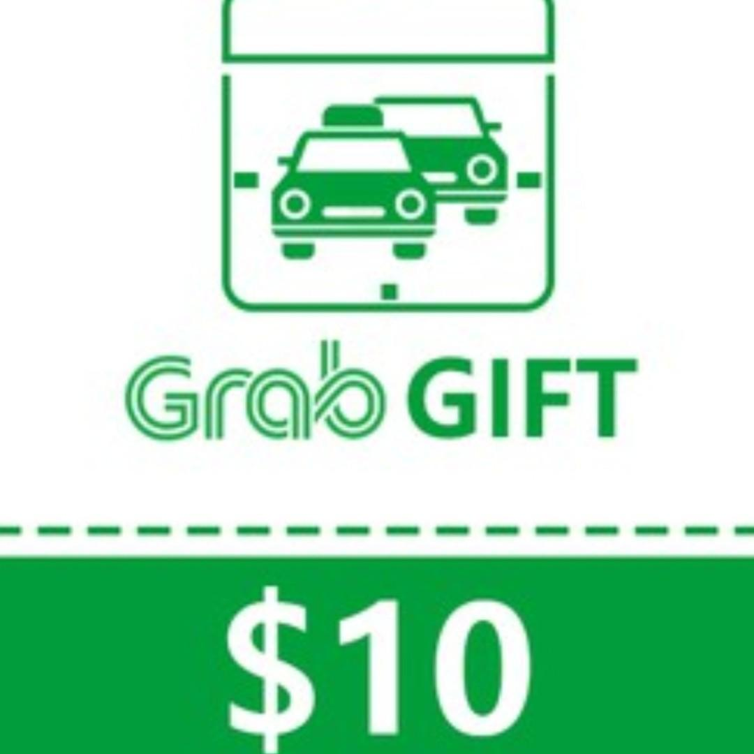 Grab $10 Promo Code, Entertainment, Gift Cards & Vouchers on