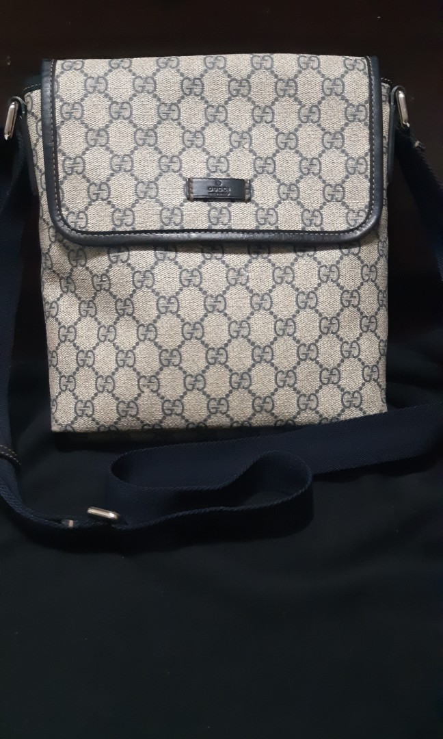 097f747bd1 Gucci Sling Bag, Luxury, Bags & Wallets, Sling Bags on Carousell