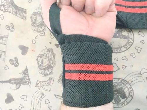 Gym Weightlifting Bodybuilding Wrist Strap Support