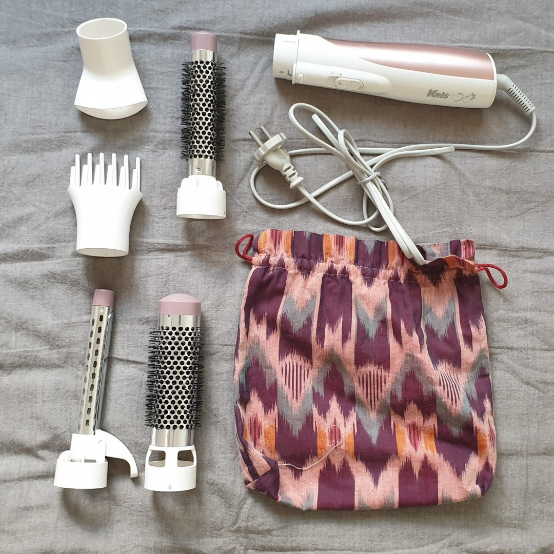 Hair Dryer and Styler Kris 6 in 1