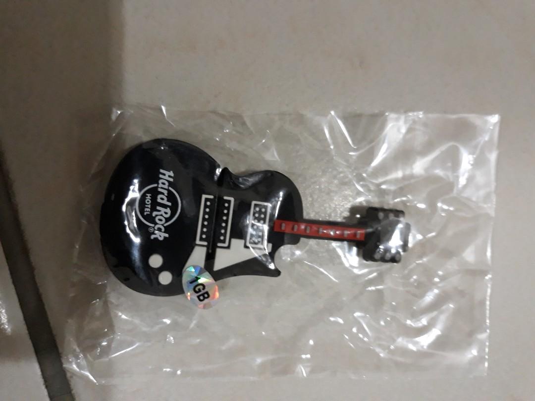 Hard Rock 1G thumbdrive