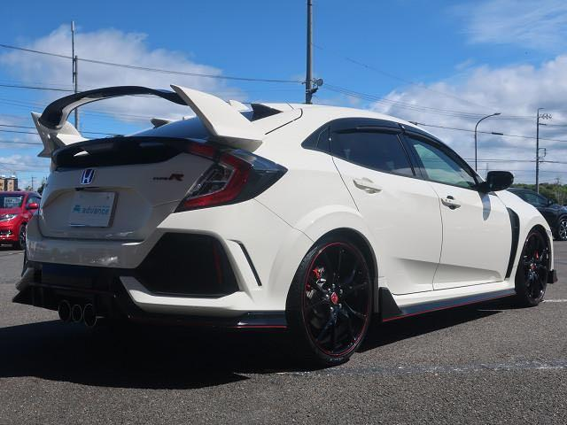 HONDA CIVIC TYPE-R FK8 2018