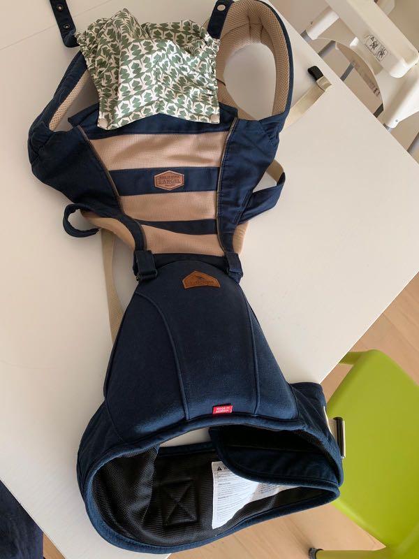 iAngel Hip Seat Carrier