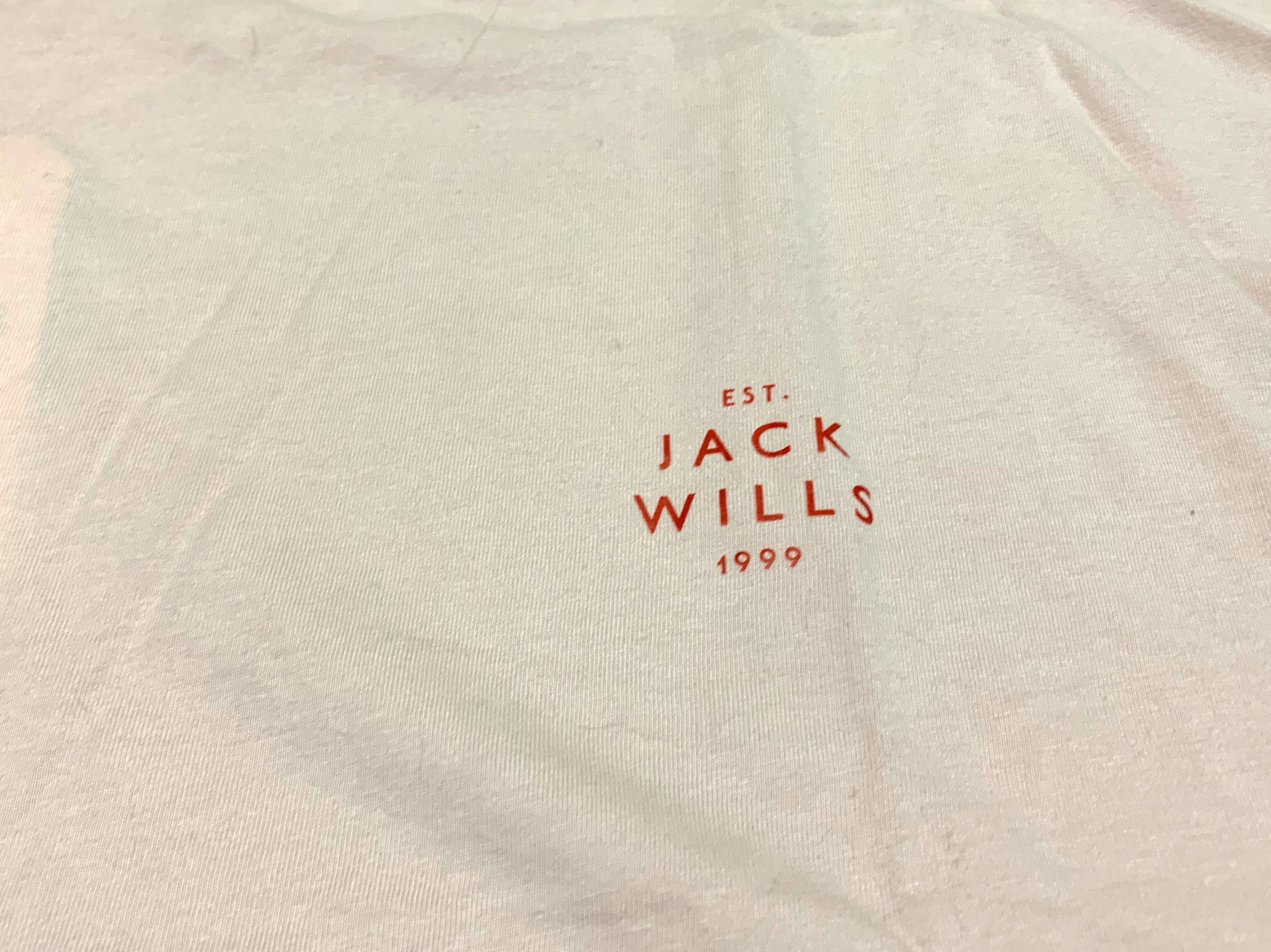 Jack Wills 全新長袖T (UK10)