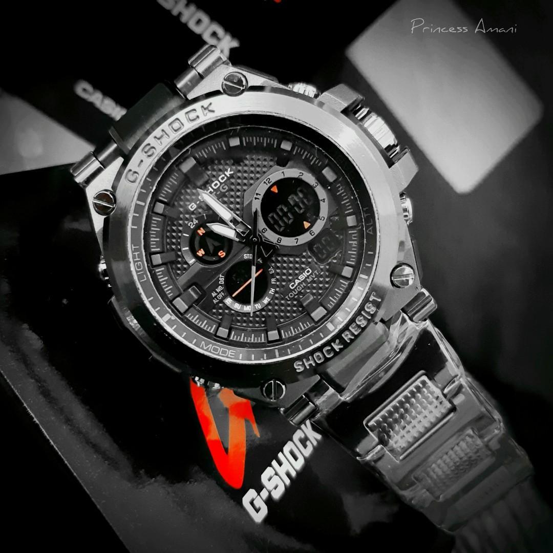 Jam Tangan pria CASIO GSHOCK MG-1000
