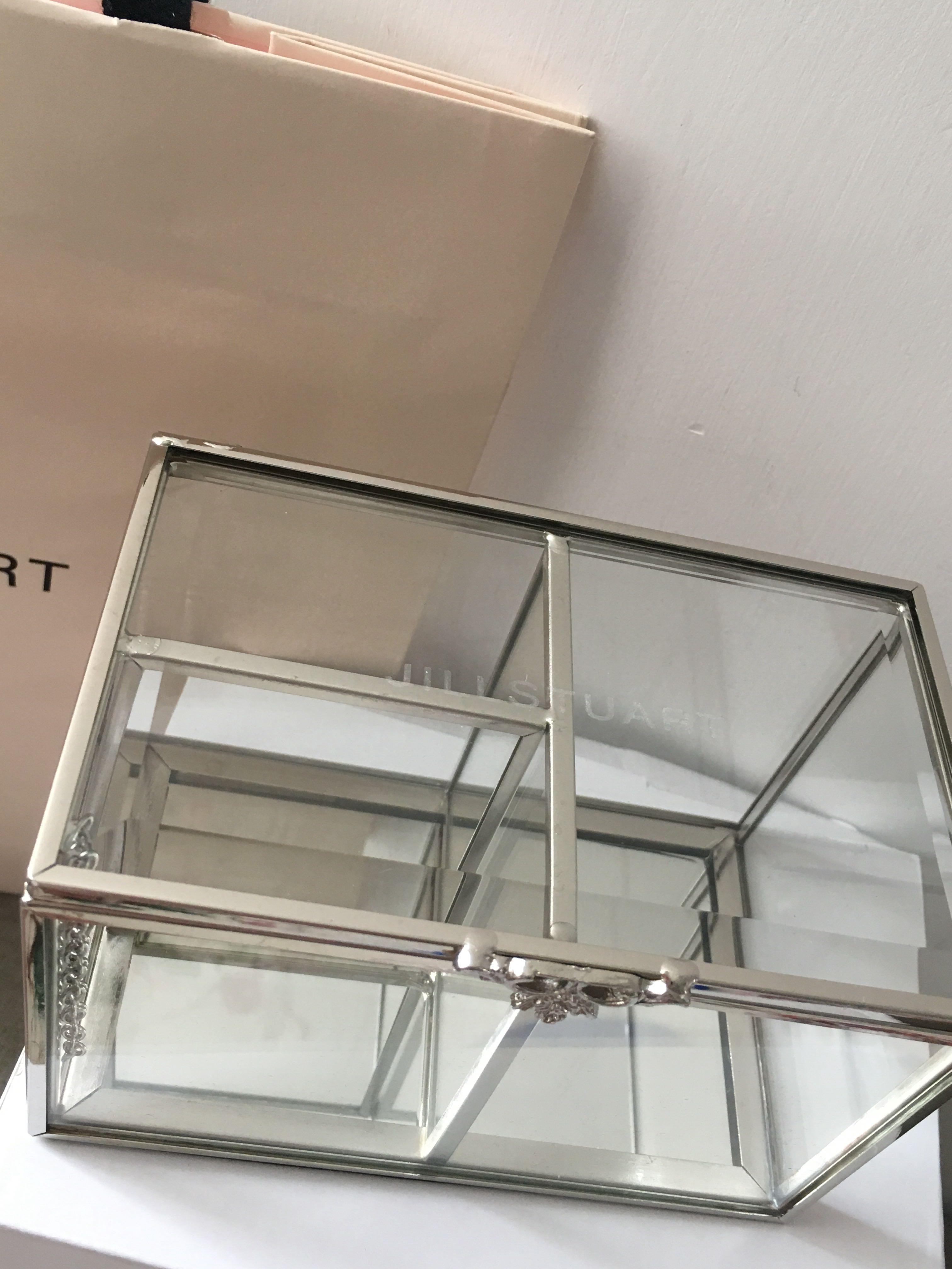 Jill Stuart 玻璃首飾盒