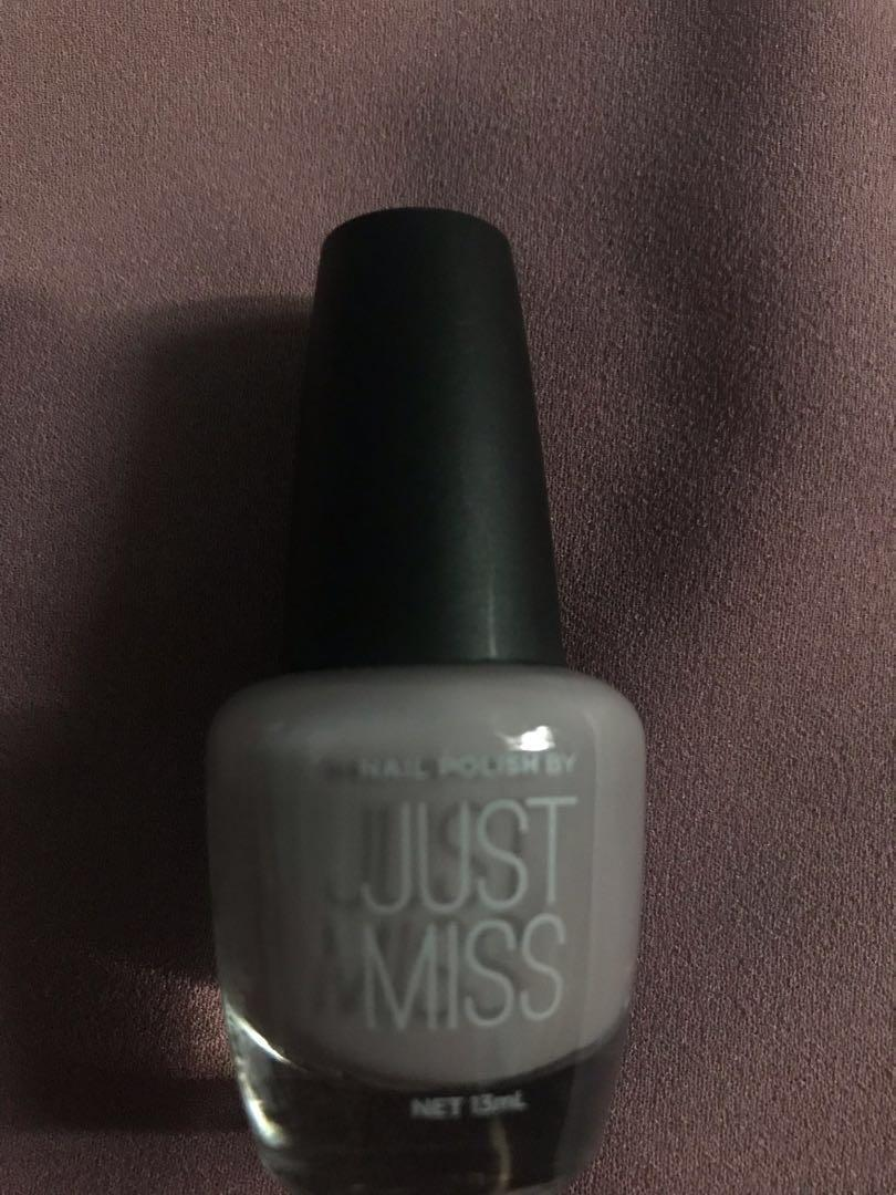 Just Miss Nail Polish - Never Leave Me 09