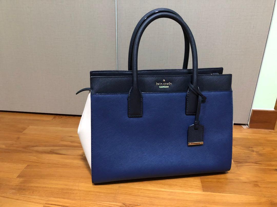 970878107cbb Kate Spade Cameron Street Candace Satchel Bag, Women's Fashion, Bags ...