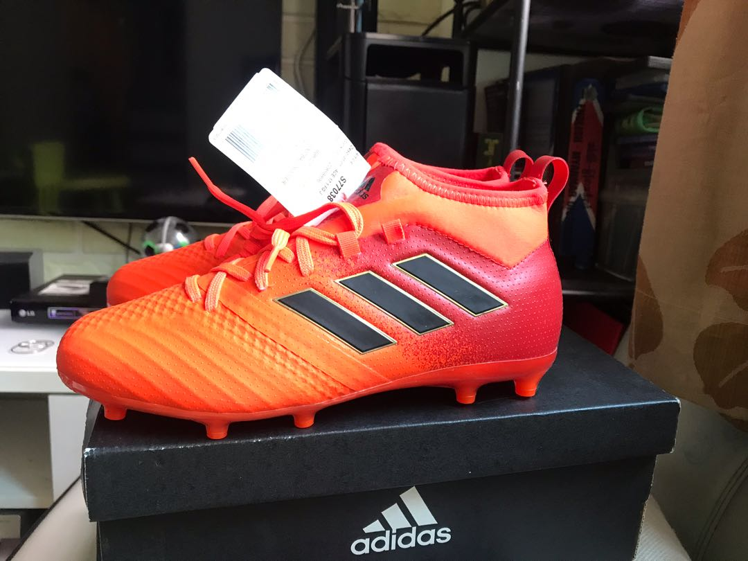 Kid Adidas Soccer boot, Sports, Sports
