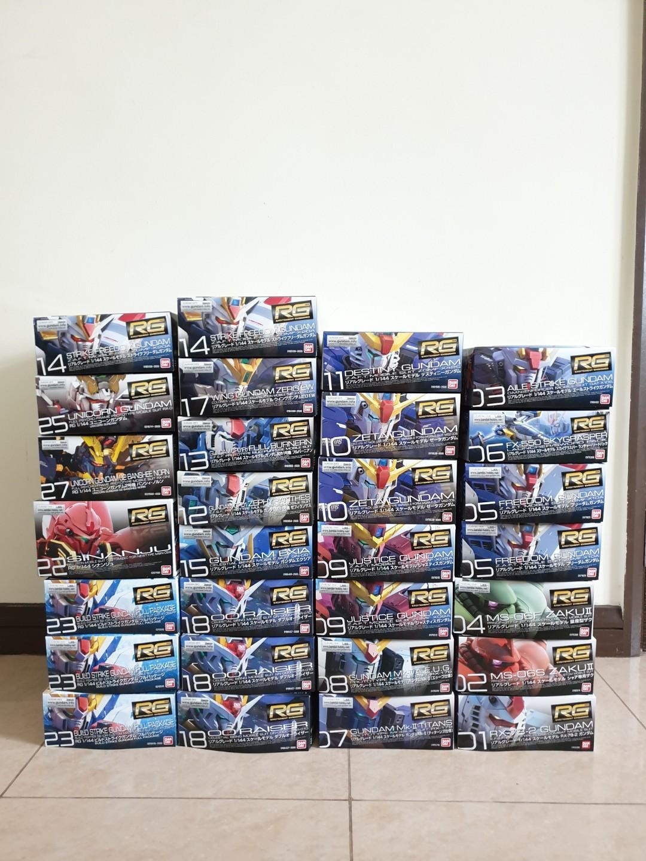 <Sales> RG Gundam