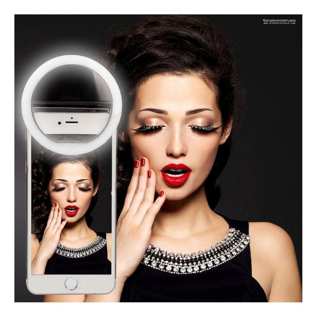 LED Smartphone Selfie Ring Lights / BRAND NEW / GTAPhotoStudio . com