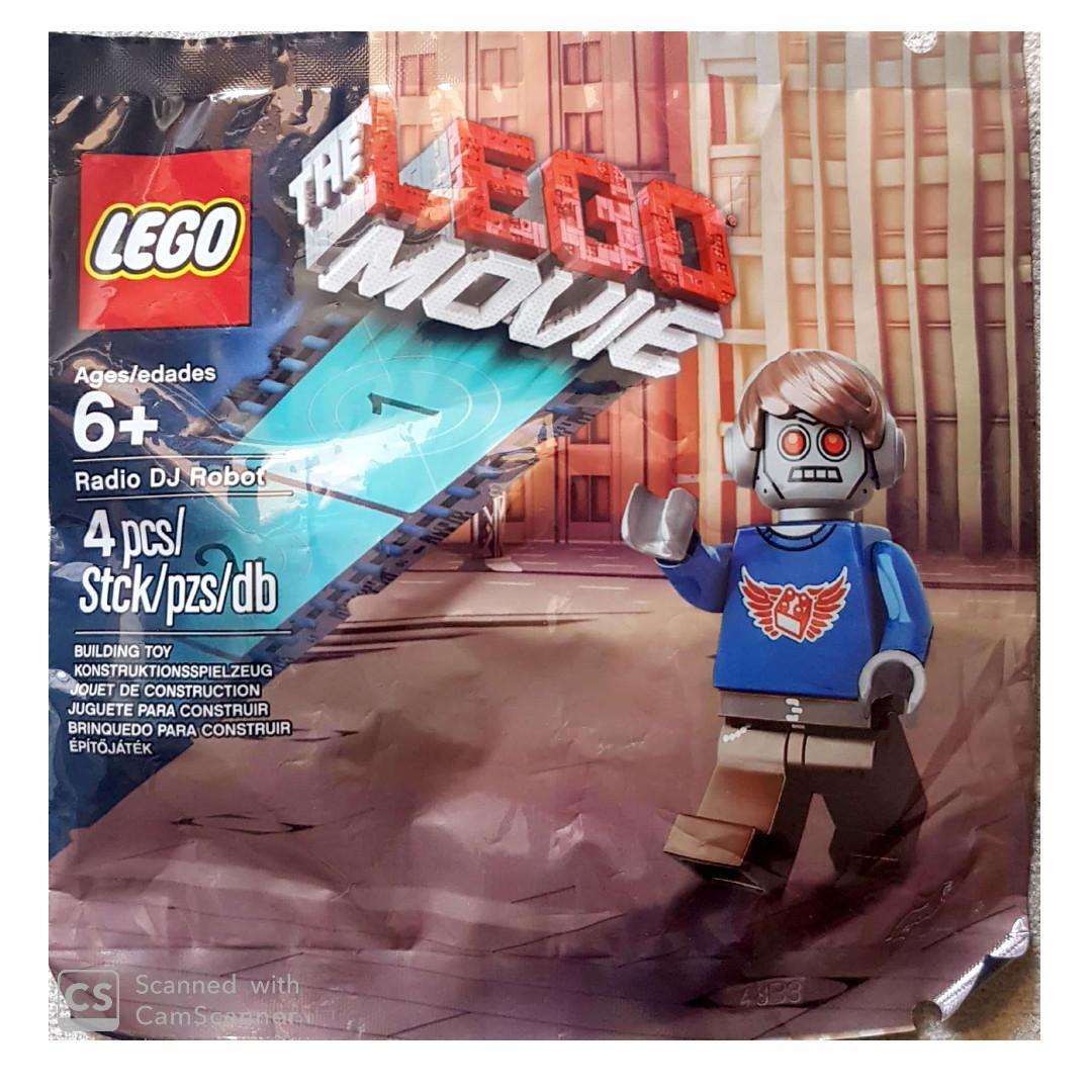 Carousell On Lego Movie Radio RobotexclusivePolybag Dj 1 YIfmbg6vy7