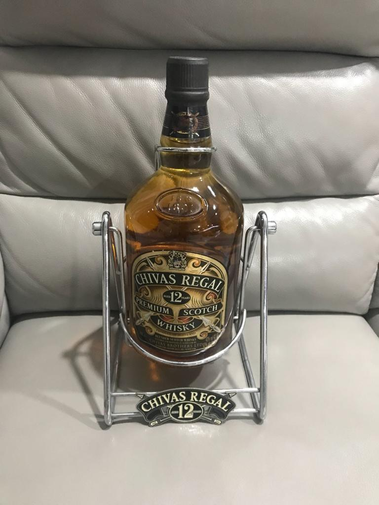 Limited Edition Chivas Regal 12 Years Swing
