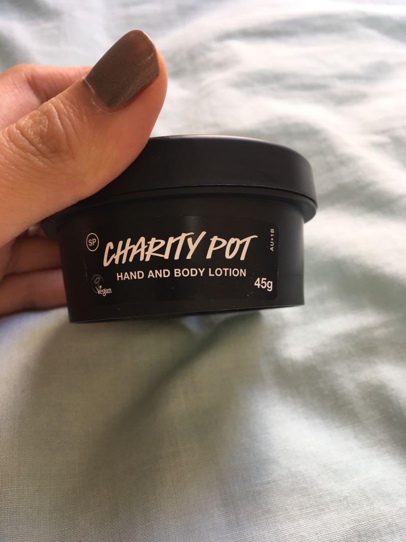 Lush Charity Pot Hand and Body Lotion